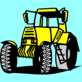 tractor - george, 9